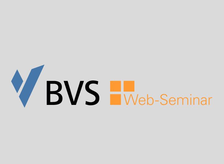 BVS Web Seminare